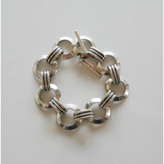 トゥデイフル(TODAYFUL)のナッシングアンドアザーズ Circle Line Bracelet(ブレスレット/バングル)