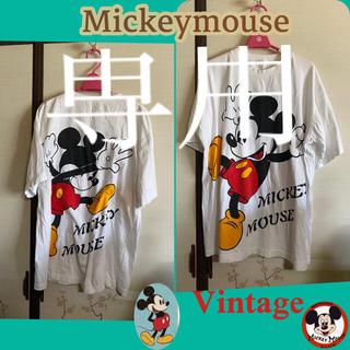 ミッキーマウス(ミッキーマウス)の専用です ‼️  ミッキーマウス(Tシャツ/カットソー(半袖/袖なし))