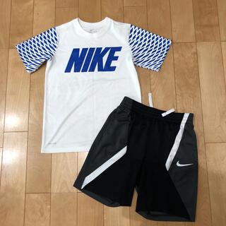 NIKE - NIKE ナイキ Tシャツ キッズ Sサイズ、ハーフパンツ キッズ Mサイズ