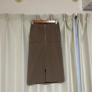 PROPORTION BODY DRESSING - タイトスカート