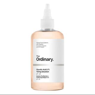ジオーディナリーグリコール酸7% トーニングソリューション 240(ブースター/導入液)
