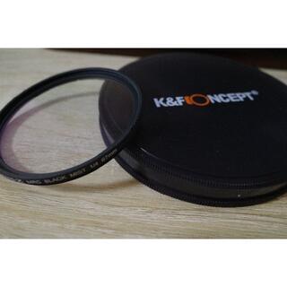 K&F Concept NANO-X ブラックミスト 1/4 67mm(フィルター)