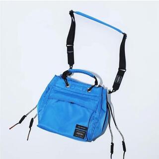 TOGA - 新品未使用 21SS TOGA×PORTER String bag   BLUE