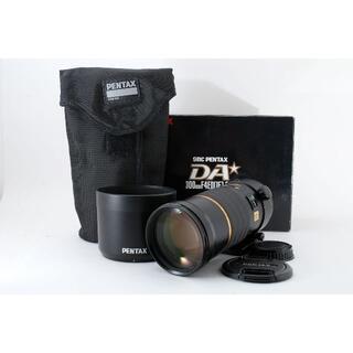 PENTAX - ペンタックス SMC PENTAX-DA 300mm F4 ED IF SDM