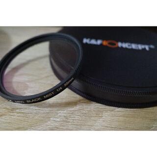 K&F Concept NANO-X ブラックミスト 1/4 55mm(フィルター)