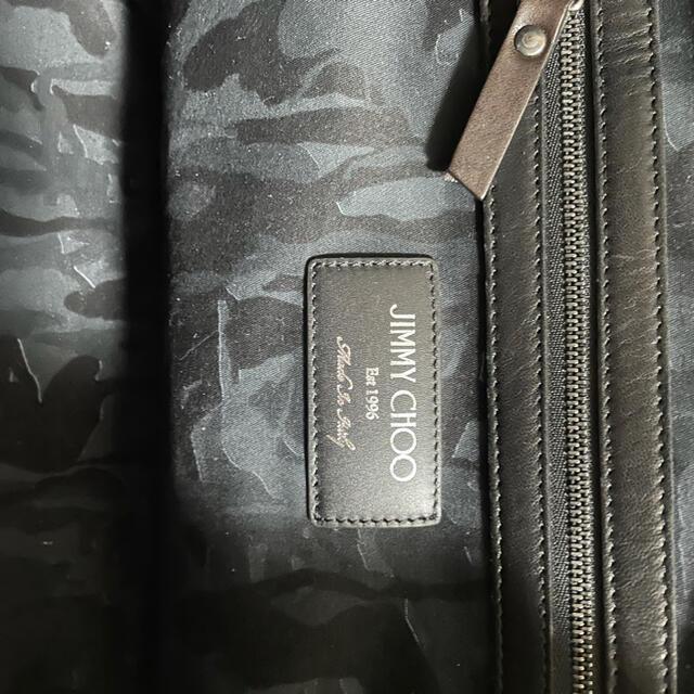 JIMMY CHOO(ジミーチュウ)のジミーチュウ トートバッグ 美品 レディースのバッグ(トートバッグ)の商品写真