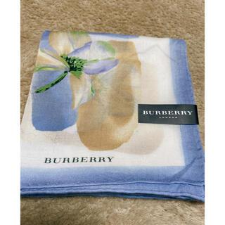バーバリー(BURBERRY)のBURBERRY 大判 ハンカチ(ハンカチ)
