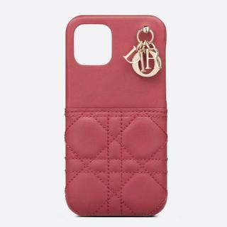 クリスチャンディオール(Christian Dior)の[日本限定] LADY DIOR IPHONE 12 & 12 PROケース (iPhoneケース)