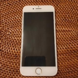 iPhone7 32GB シャンパンゴールド