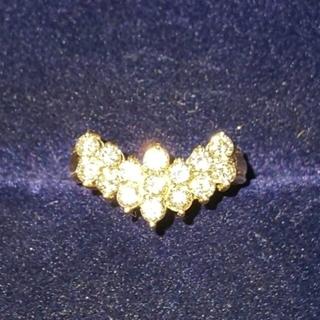 ジュエリーマキ - ご予約品です。ジュエリーマキ K18ダイヤモンドリング1ct