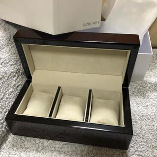 【品格の木製!】 腕時計ケース Watch Case IG-ZERO 40A-5