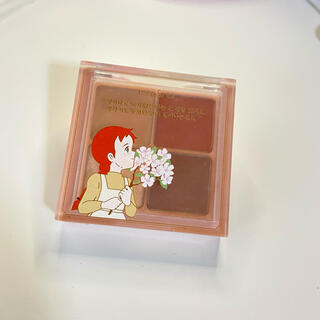 3ce - ロムアンド アイシャドウ 赤毛のアン