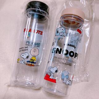 SNOOPY - 新品未使用 スヌーピー  プラスチックボトル マイボトル