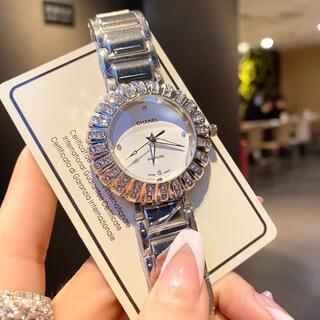 新品/chanel/腕時計