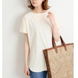 IENA - イエナ♡ハイゲージコットンTシャツ