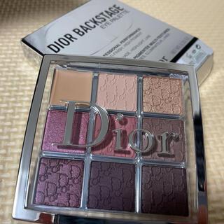 ディオール(Dior)のディオール バックステージ アイパレット 004 ローズウッド(アイシャドウ)