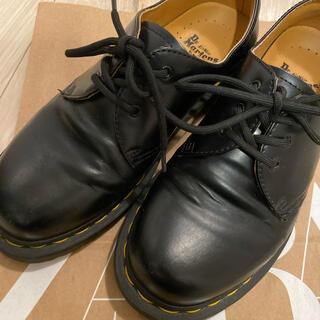 ドクターマーチン(Dr.Martens)の【18.19.20日限定最終お値下げ】ドクターマーチン3ホール(ローファー/革靴)