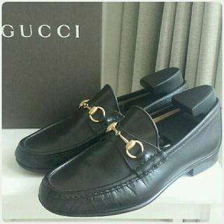 Gucci - GUCCI グッチ ホースビットローファー      定価8.5万