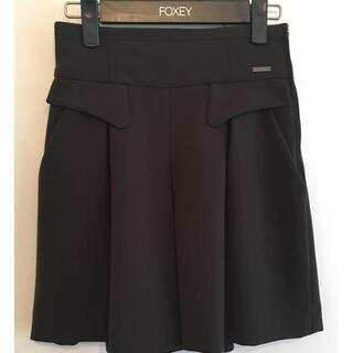 フォクシー(FOXEY)の【美品】FOXEY  ギャルソンヌ キュロット  38 (キュロット)