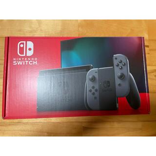 Nintendo Switch - Nintendo Switch JOY-CON グレー 本体
