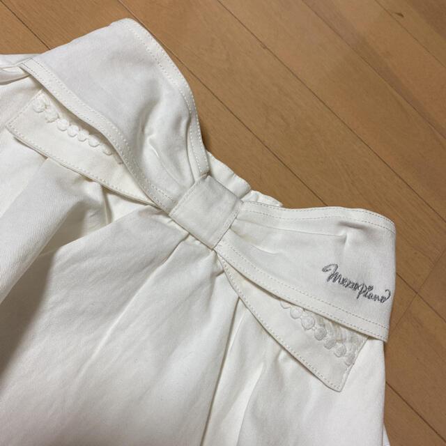 mezzo piano(メゾピアノ)のメゾピアノ⭐︎スカート 140 新品 キッズ/ベビー/マタニティのキッズ服女の子用(90cm~)(スカート)の商品写真