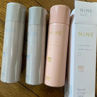 ナイン(NINE)のナイン ルーセントスプレー3本セット(ヘアスプレー)