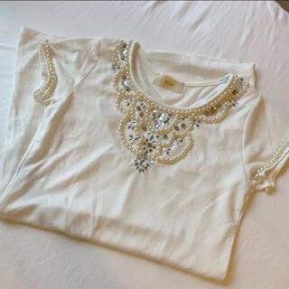 デュラス(DURAS)のDURAS Tシャツ Tシャツワンピ(Tシャツ(半袖/袖なし))