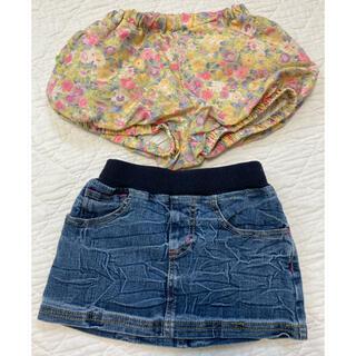 プティマイン(petit main)のスカート&ブルマ 90(スカート)