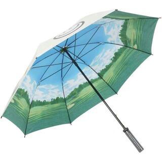 PEARLY GATES - PG ゴルフ傘紫外線カット超軽量高耐圧超軽量大型ツイン傘