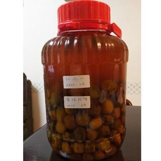 梅の実と梅ジュース(1600ml)(フルーツ)