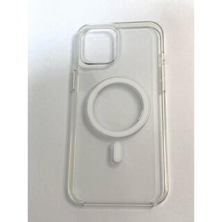 iPhone - アップルアイフォン MagSafe対応iPhone 12&12Proクリアケース