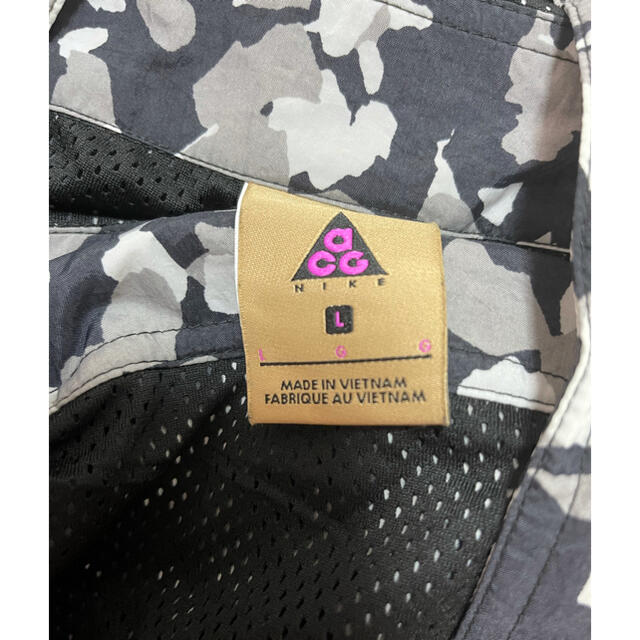 NIKE(ナイキ)のLサイズ ナイキ ACG  カモ  オーバーオール CI0418-010 メンズのパンツ(サロペット/オーバーオール)の商品写真