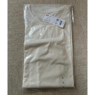 ユニクロ(UNIQLO)のコットンロングシャツテール(長袖)(Tシャツ(長袖/七分))