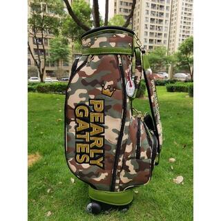 パーリーゲイツ(PEARLY GATES)の極美品/ キャディバッグゴルフバッグゴルフバッグ キャディバッグ (バッグ)