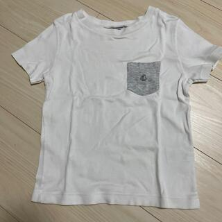 PETIT BATEAU - プチバトー tシャツ  110cm 5T