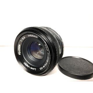 フジフイルム(富士フイルム)のFUJIFILM FUJINON 55mm F2.2 M42(レンズ(単焦点))