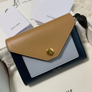 セリーヌ(celine)の《美品》 CELINE 折り財布(財布)