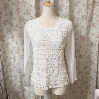 エンリココベリ(ENRICO COVERI)のカットソー(Tシャツ(長袖/七分))