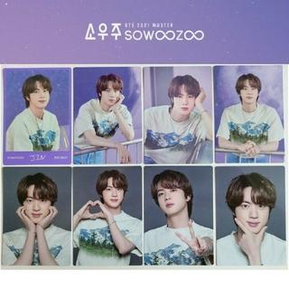 防弾少年団(BTS) - [ SOWOOZOO ]BTS ★ JIN ソクジン ★ ミニ フォト カード