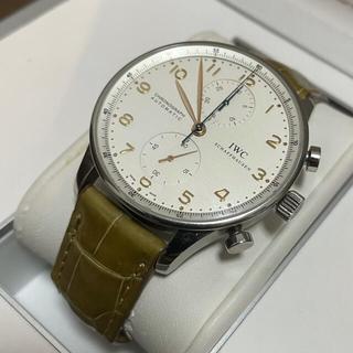 インターナショナルウォッチカンパニー(IWC)のポルトギーゼクロノグラフ(腕時計(アナログ))