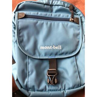 mont bell - モンベルショルダーバッグ バック
