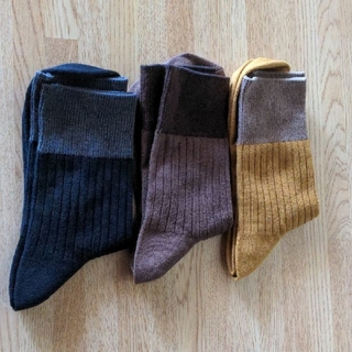 シマムラ(しまむら)の靴下 3足セット(ソックス)