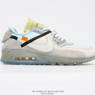ナイキ(NIKE)のOff White x Nike Air Max 90 Virgil The (スニーカー)