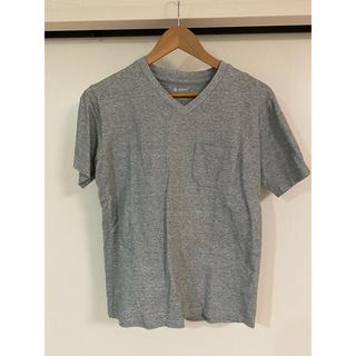 ナノユニバース(nano・universe)のナノユニバース Anti SoakedヘビーVネックTシャツ(Tシャツ/カットソー(半袖/袖なし))