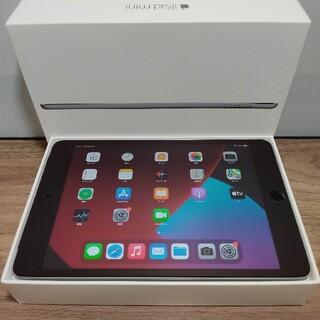 Apple - 美品 Ipad Mini4 Wifi Cellular Simフリー 128GB