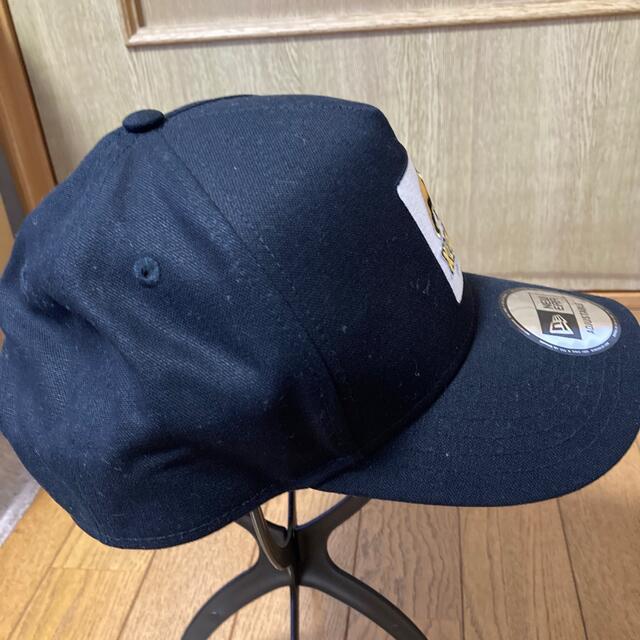 XLARGE(エクストララージ)のXーLARGE/エクストララージ/ウォーキングエイプキャップ/ブラック メンズの帽子(キャップ)の商品写真