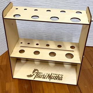 新品・未使用:Tsuri Musha 愛竿DRYスタンド