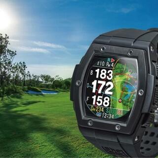 ShotNavi Crest GPSゴルフナビ ブラック 新品送料込