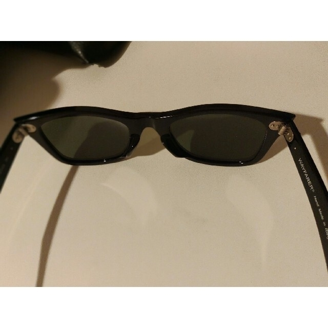 Ray-Ban(レイバン)のレイバン wayfarer メンズのファッション小物(サングラス/メガネ)の商品写真