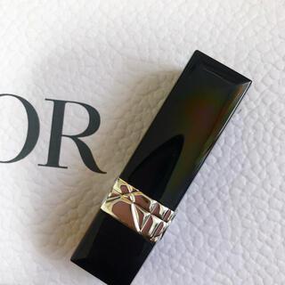 ディオール(Dior)のルージュディオール 999 サテン Dior(口紅)